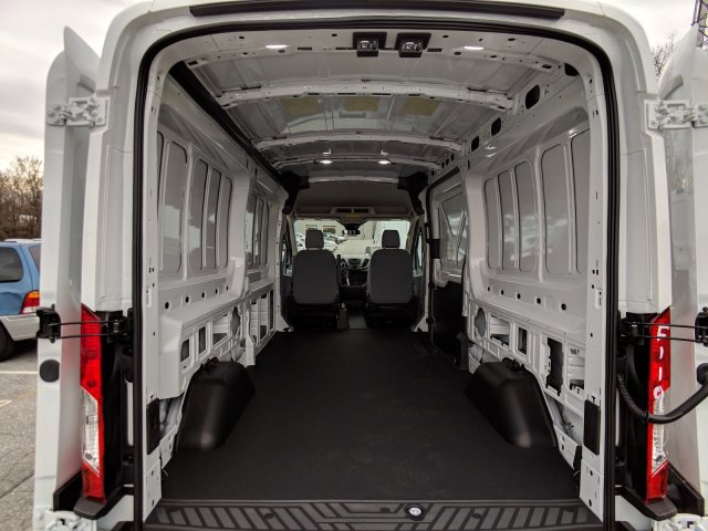 2019 Transit 350 Med Roof 4x2,  Empty Cargo Van #45655 - photo 2