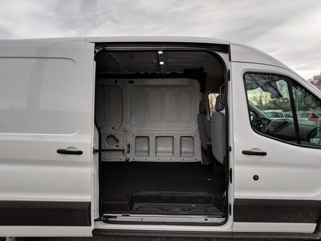 2019 Transit 350 Med Roof 4x2,  Empty Cargo Van #45655 - photo 8