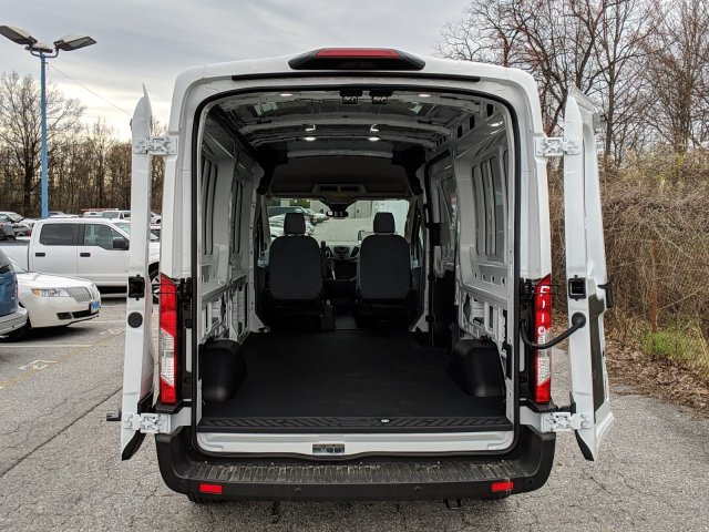 2019 Transit 350 Med Roof 4x2,  Empty Cargo Van #45655 - photo 10