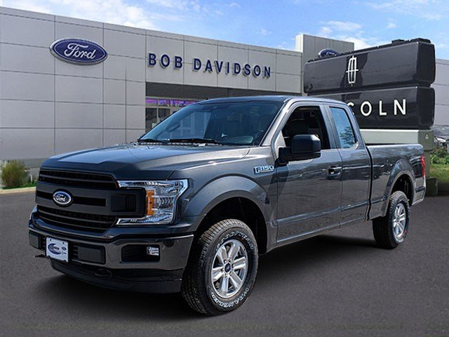 2019 F-150 Super Cab 4x4,  Pickup #45658 - photo 1