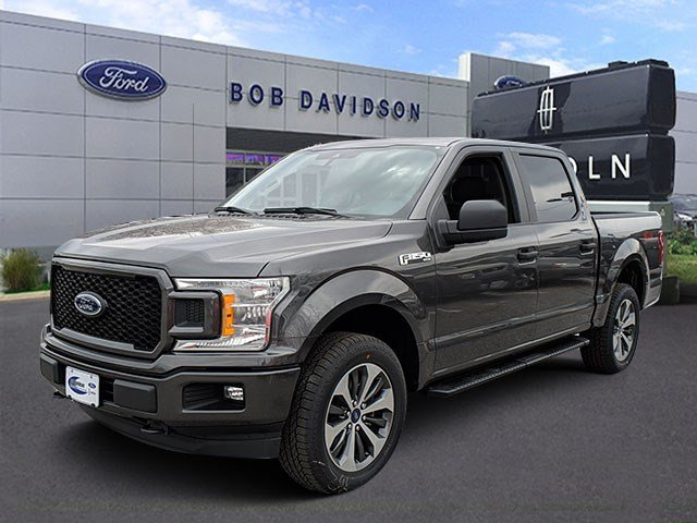 2019 F-150 SuperCrew Cab 4x4,  Pickup #45659 - photo 1