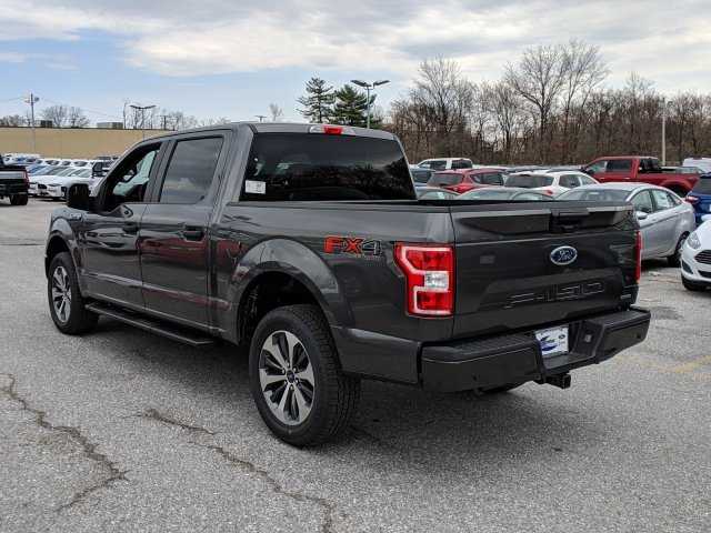 2019 F-150 SuperCrew Cab 4x4,  Pickup #45659 - photo 2