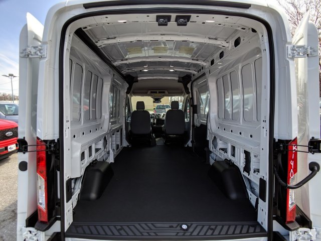 2019 Transit 350 Med Roof 4x2,  Empty Cargo Van #45663 - photo 2