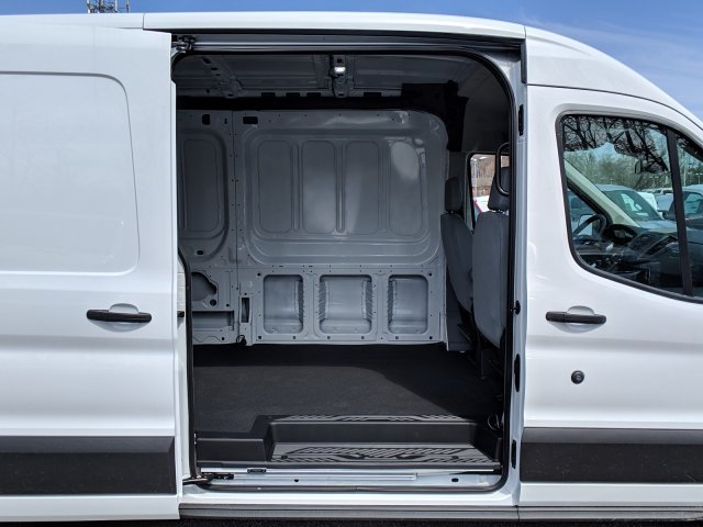 2019 Transit 350 Med Roof 4x2,  Empty Cargo Van #45663 - photo 8