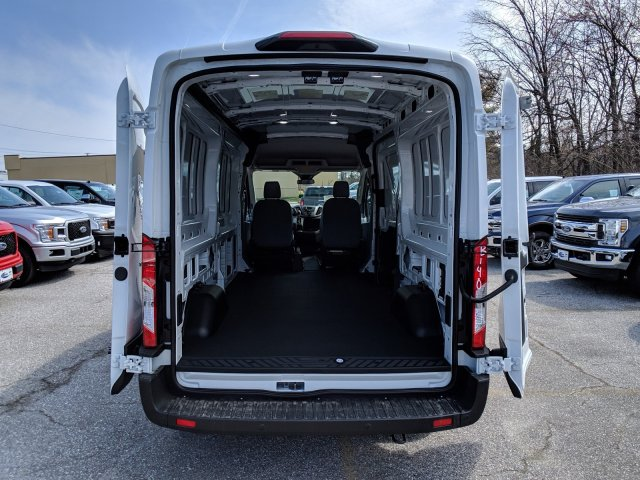 2019 Transit 350 Med Roof 4x2,  Empty Cargo Van #45663 - photo 10