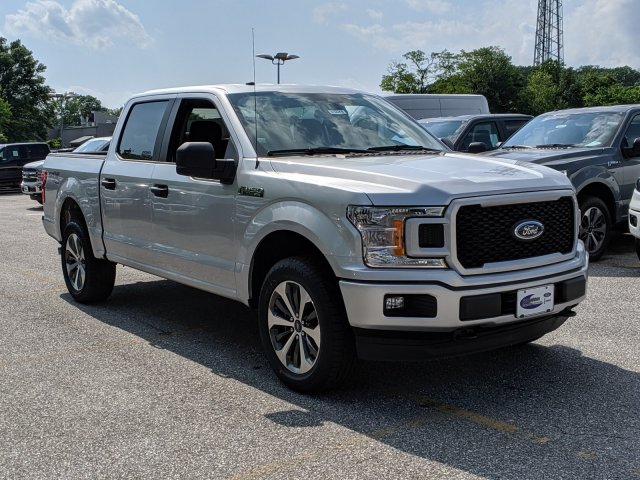 2019 F-150 SuperCrew Cab 4x4, Pickup #45675 - photo 4