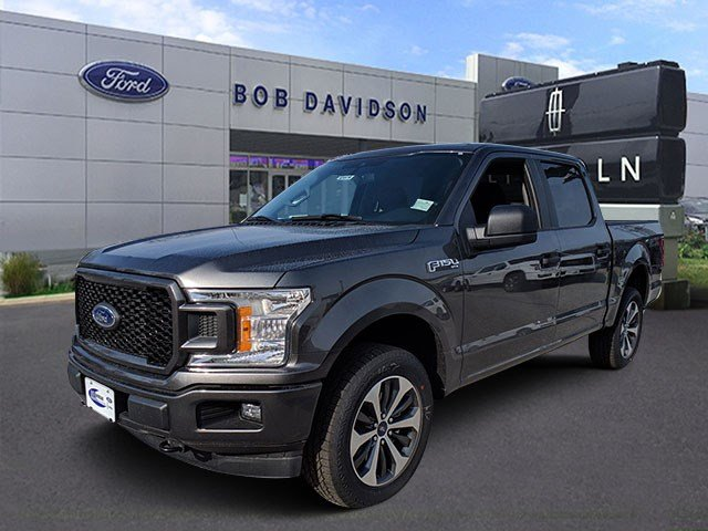 2019 F-150 SuperCrew Cab 4x4,  Pickup #45676 - photo 1