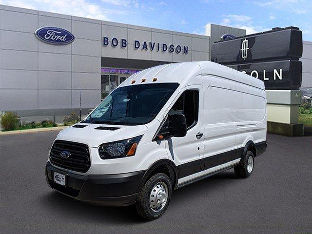 2019 Transit 350 HD High Roof DRW 4x2,  Empty Cargo Van #45699 - photo 1