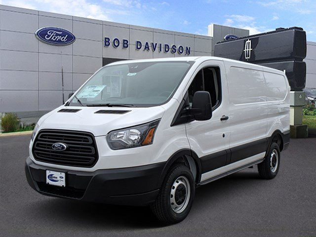2019 Transit 250 Low Roof 4x2,  Empty Cargo Van #45724 - photo 1