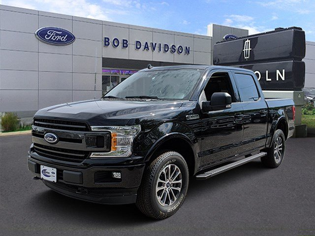 2019 F-150 SuperCrew Cab 4x4,  Pickup #45745 - photo 1