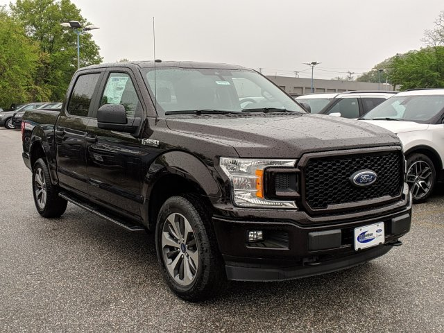 2019 F-150 SuperCrew Cab 4x4,  Pickup #45750 - photo 4