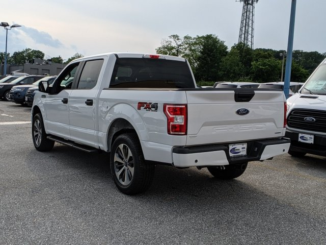 2019 F-150 SuperCrew Cab 4x4,  Pickup #45751 - photo 2