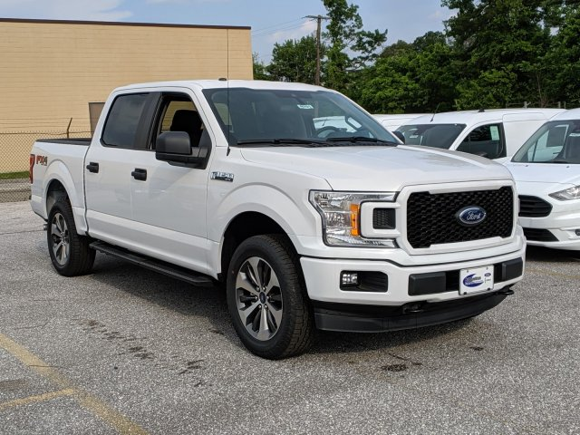 2019 F-150 SuperCrew Cab 4x4,  Pickup #45751 - photo 4