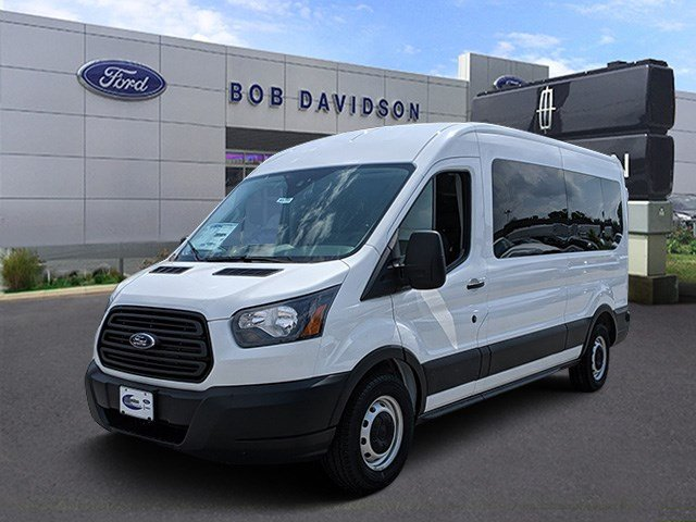 2019 Transit 350 Med Roof 4x2,  Passenger Wagon #45755 - photo 1