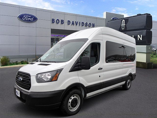 2019 Transit 350 High Roof 4x2,  Passenger Wagon #45761 - photo 1