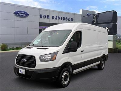 2019 Transit 350 Med Roof 4x2,  Empty Cargo Van #45765 - photo 1