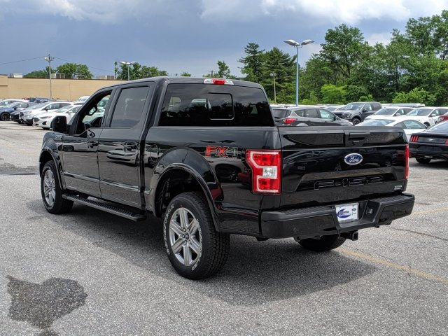 2019 F-150 SuperCrew Cab 4x4,  Pickup #45782 - photo 2