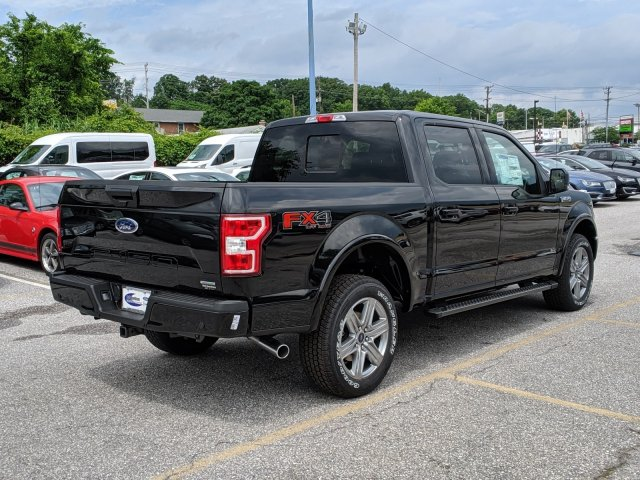 2019 F-150 SuperCrew Cab 4x4,  Pickup #45782 - photo 3