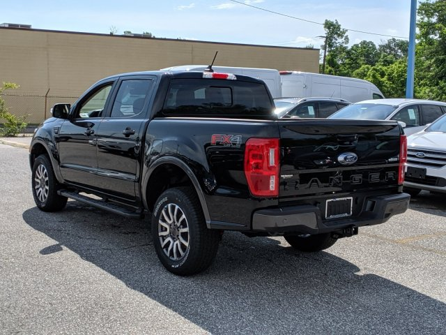 2019 Ranger SuperCrew Cab 4x4,  Pickup #45797 - photo 1