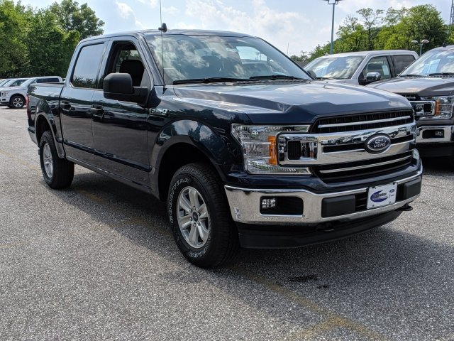 2019 F-150 SuperCrew Cab 4x4,  Pickup #45803 - photo 4