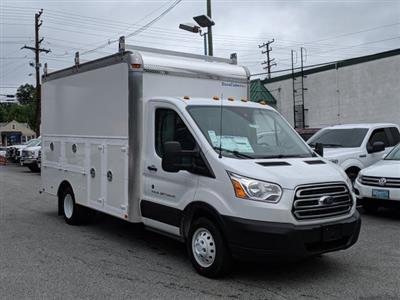 2019 Transit 350 HD DRW 4x2,  Dejana DuraCube Max Service Utility Van #45810 - photo 4