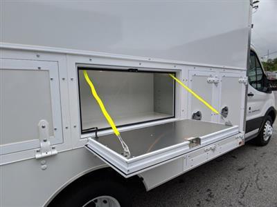 2019 Transit 350 HD DRW 4x2,  Dejana DuraCube Max Service Utility Van #45810 - photo 9