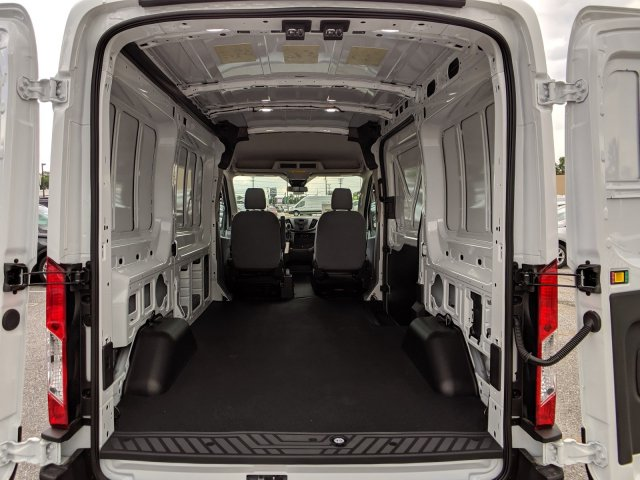 2019 Transit 150 Med Roof 4x2,  Empty Cargo Van #45817 - photo 2