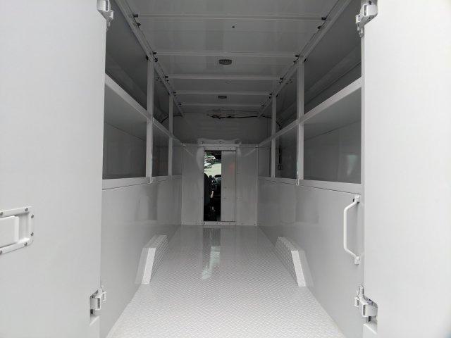 2019 Transit 350 HD DRW 4x2,  Reading Aluminum CSV Service Utility Van #45835 - photo 12