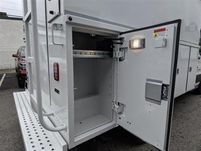 2019 Transit 350 HD DRW 4x2,  Reading Aluminum CSV Service Utility Van #45835 - photo 10