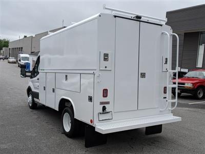 2019 Transit 350 HD DRW 4x2,  Reading Aluminum CSV Service Utility Van #45835 - photo 2
