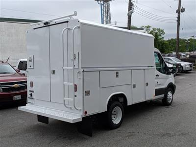 2019 Transit 350 HD DRW 4x2,  Reading Aluminum CSV Service Utility Van #45835 - photo 3