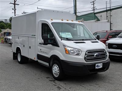 2019 Transit 350 HD DRW 4x2,  Reading Aluminum CSV Service Utility Van #45835 - photo 4