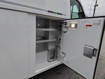 2019 Transit 350 HD DRW 4x2,  Reading Aluminum CSV Service Utility Van #45835 - photo 7