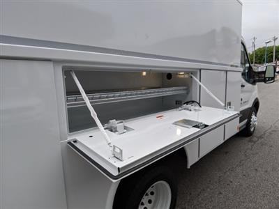 2019 Transit 350 HD DRW 4x2,  Reading Aluminum CSV Service Utility Van #45835 - photo 9