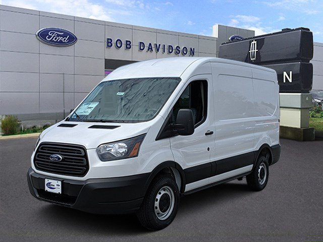 2019 Transit 250 Med Roof 4x2,  Empty Cargo Van #45837 - photo 1