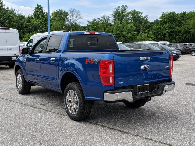 2019 Ranger SuperCrew Cab 4x4,  Pickup #45845 - photo 2