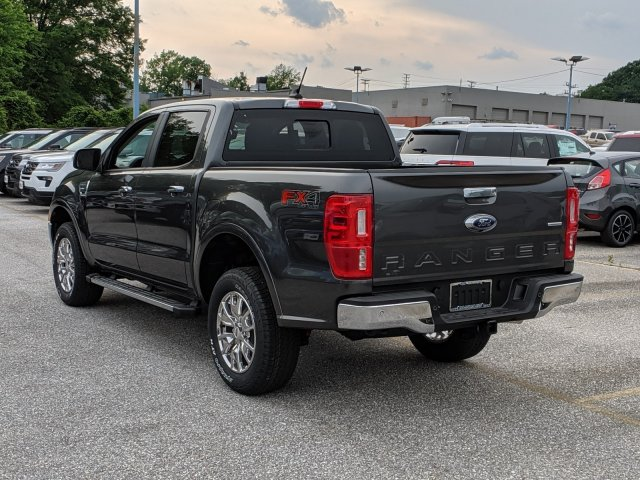 2019 Ranger SuperCrew Cab 4x4,  Pickup #45848 - photo 1