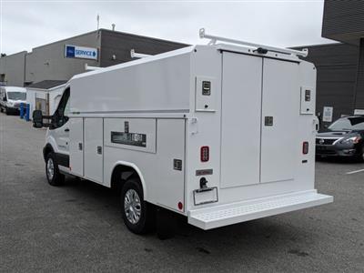 2019 Transit 350 4x2,  Reading Aluminum CSV Service Utility Van #45871 - photo 2