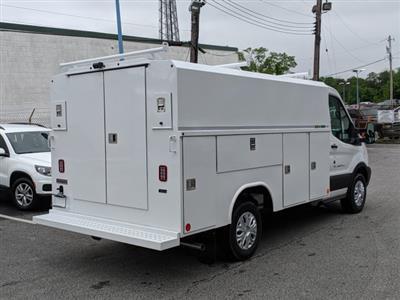 2019 Transit 350 4x2,  Reading Aluminum CSV Service Utility Van #45871 - photo 3