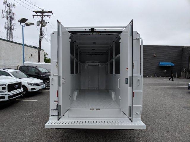 2019 Transit 350 HD DRW 4x2,  Reading Aluminum CSV Service Utility Van #45873 - photo 10