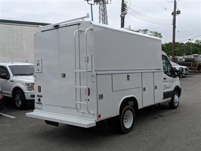 2019 Transit 350 HD DRW 4x2,  Reading Aluminum CSV Service Utility Van #45873 - photo 3