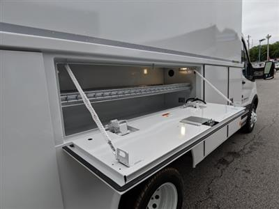 2019 Transit 350 HD DRW 4x2,  Reading Aluminum CSV Service Utility Van #45873 - photo 8