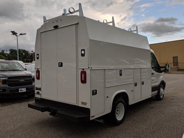 2019 Transit 350 HD DRW 4x2,  Knapheide KUV Service Utility Van #45894 - photo 3