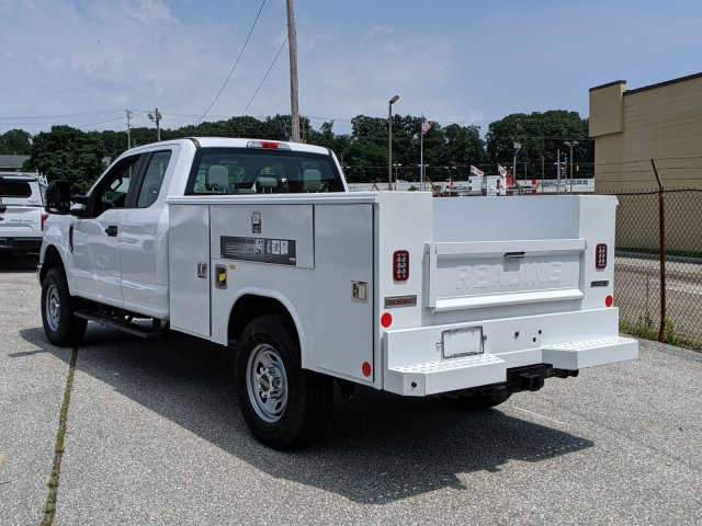 2019 F-350 Super Cab 4x4,  Reading Service Body #45923 - photo 1