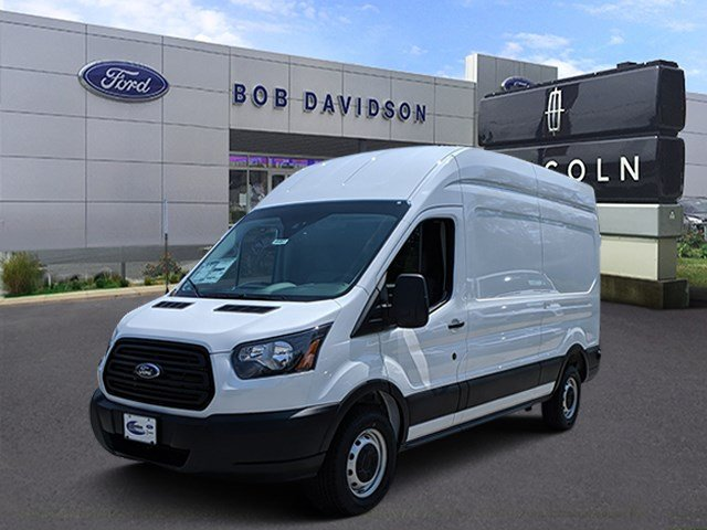 2019 Transit 350 High Roof 4x2,  Empty Cargo Van #45957 - photo 1