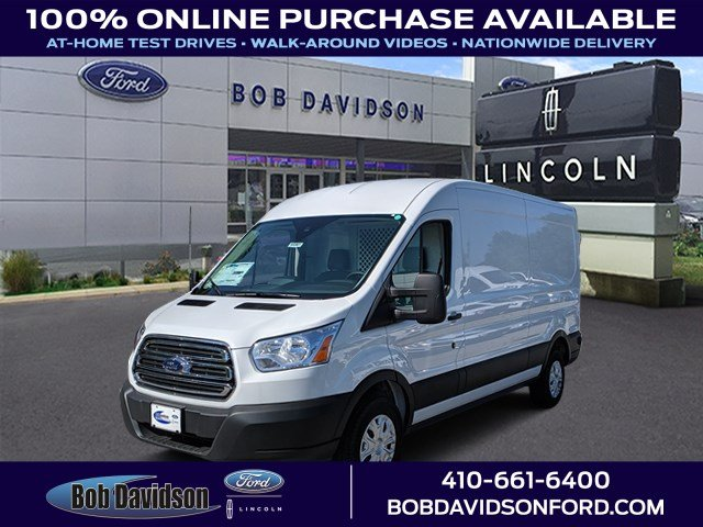 2019 Transit 250 Med Roof 4x2,  Ranger Design Upfitted Cargo Van #45961 - photo 1