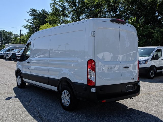 2019 Transit 250 Med Roof 4x2,  Ranger Design Base Shelving Upfitted Cargo Van #45961 - photo 3