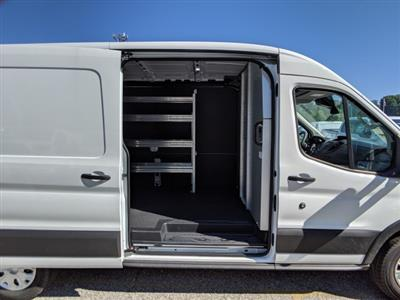 2019 Transit 250 Med Roof 4x2,  Ranger Design Base Shelving Upfitted Cargo Van #45961 - photo 8