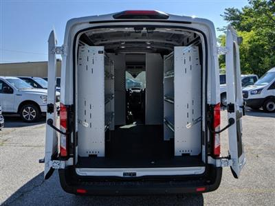 2019 Transit 250 Med Roof 4x2,  Ranger Design Base Shelving Upfitted Cargo Van #45961 - photo 2