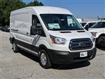 2019 Transit 250 Med Roof 4x2,  Ranger Design Base Shelving Upfitted Cargo Van #45961 - photo 5